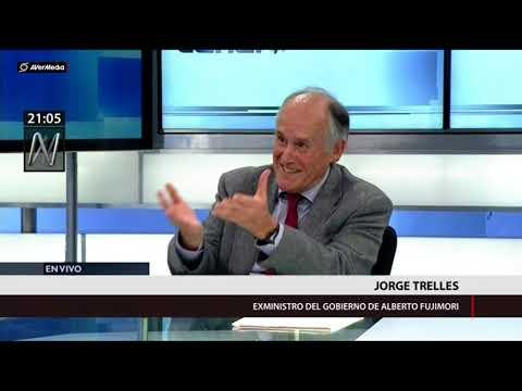 "Jorge Trelles se reafirma en ""Nosotros matamos menos"" (Canal N)"