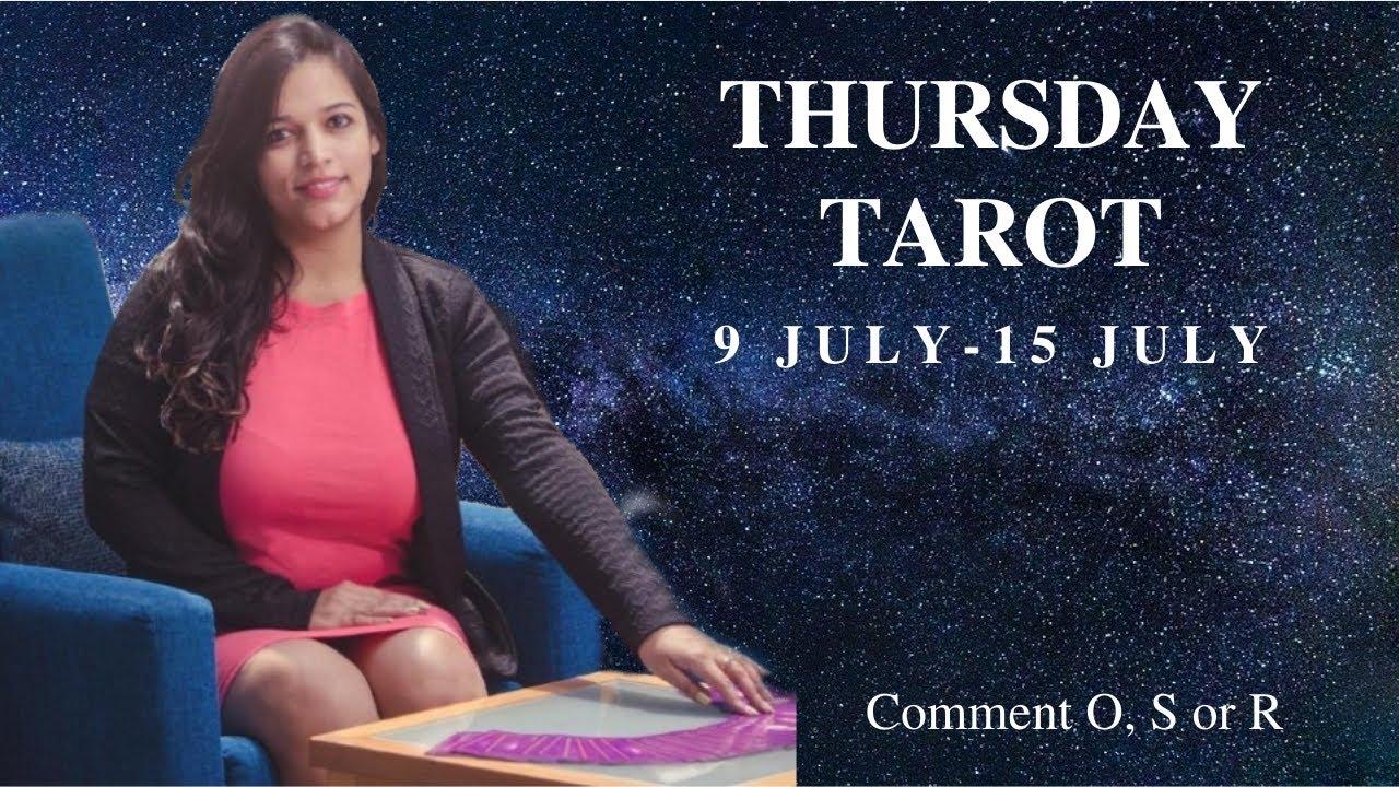 Thursday Tarot Weekly Guidance|9th July-15th July| Anamika Rana