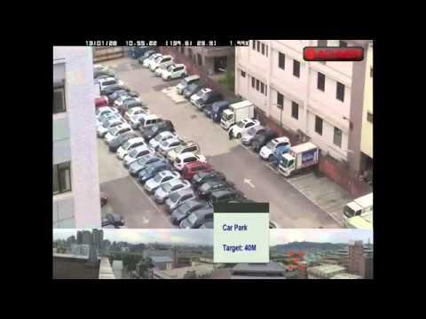 HD IP Bewakingscamera met 2 MegaPixel beeld van Acumen