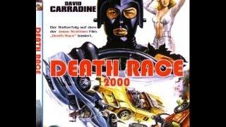 Смертельные гонки 2000 года. (Сильвестр Сталлоне).