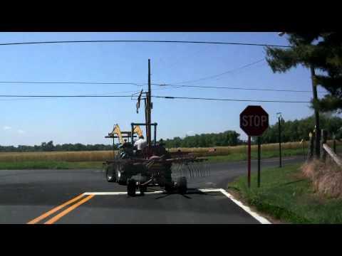 Another Salem County NJ Traffic Jam