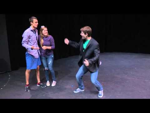 Improv & Sketch Comedy Production Trailer