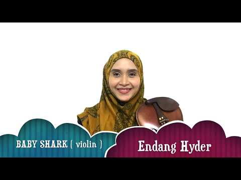 Baby Shark ( violin by Endang Hyder )