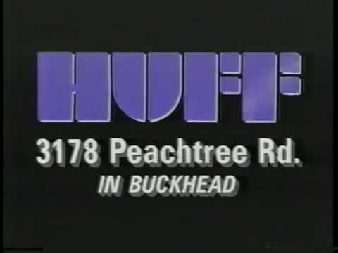 1990 Huff Furniture In Buckhead Youtube