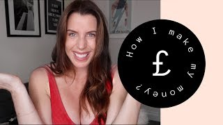 HOW DO I MAKE MONEY ONLINE? LET'S TALK ADS & WHAT I ACTUALLY DO IN A DAY!