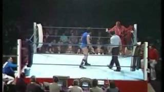 World Of Sport - Mark Rollerball Rocco vs Kung Fu pt.3