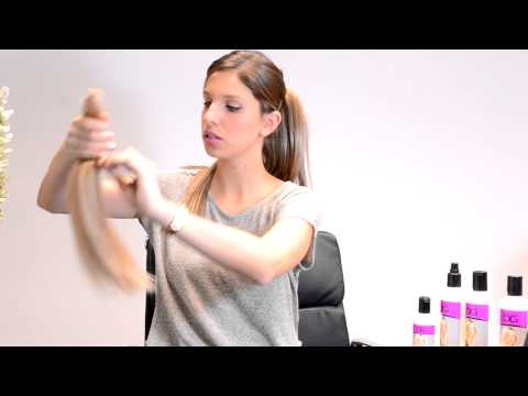 Dream Girl Hair Extensions After Care (German)