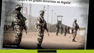 DURO GOLPE A ISRAEL:  ARGELIA DETIENE UNA RED DE ESPIONAJE DEL MOSSAD