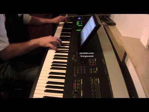 Korg Kronos Sound - We Don't Need Another Nero (Combi UA-026)