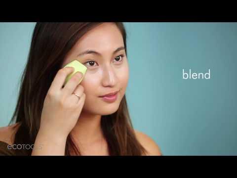 Dewy Skin Tutorial | EcoTools
