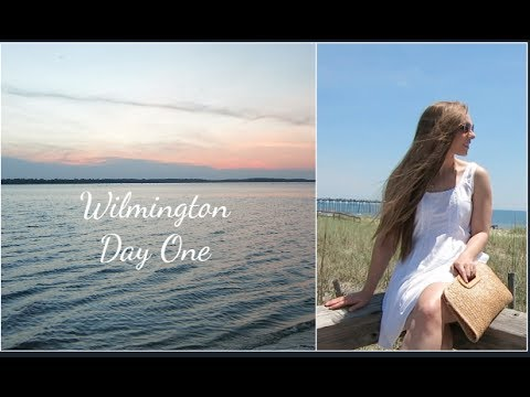 Wilmington, North Carolina Vlog | Day 1
