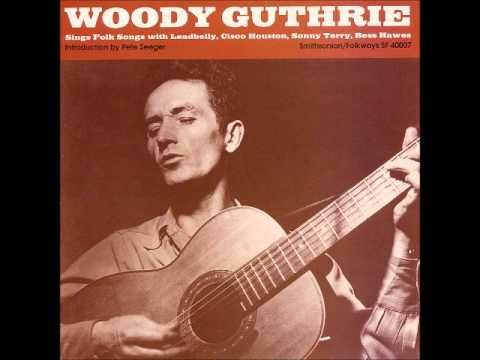 Woody Guthrie - Hard Traveling