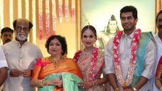Soundarya Rajinikanth Wedding Photos, Functions, Marriage Pictures, Video, Guest List