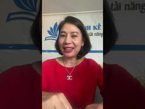 Về khoá học kế toán lớp Cô Quỳnh