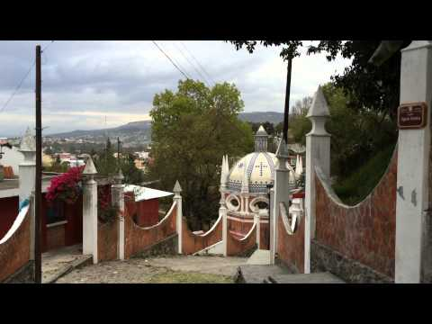 Tour City of Tlaxcala, Mexico