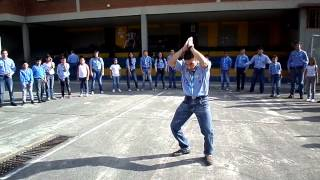 danzas scouts, parte 11