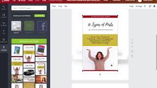 So Erstellen Sie eine Umsatz-Symbol von Ihrem Lead-Magnet-oder E-book
