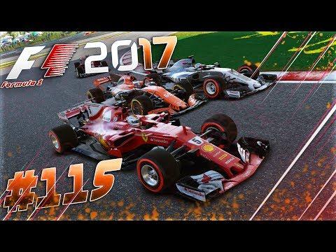 F1 2017 КАРЬЕРА #115 - ЧУТЬ-ЧУТЬ НЕ ХВАТАЕТ