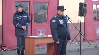 Рятувальники Одеської області в умовах, наближених до бойових, боролися за звання «Краща ланка ГДЗС»