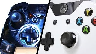 Custom White Xbox One Controller- How to & it's CHEAP!(Buy the shell: http://amzn.to/WXx6U6 Buy the screwdriver: http://amzn.to/1k1NWLE This video shows how to make your black Xbox One controller and turn it into ..., 2014-05-23T07:45:42.000Z)