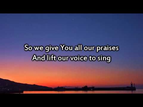 Jeremy Camp - Give You Glory - Instrumental with lyrics