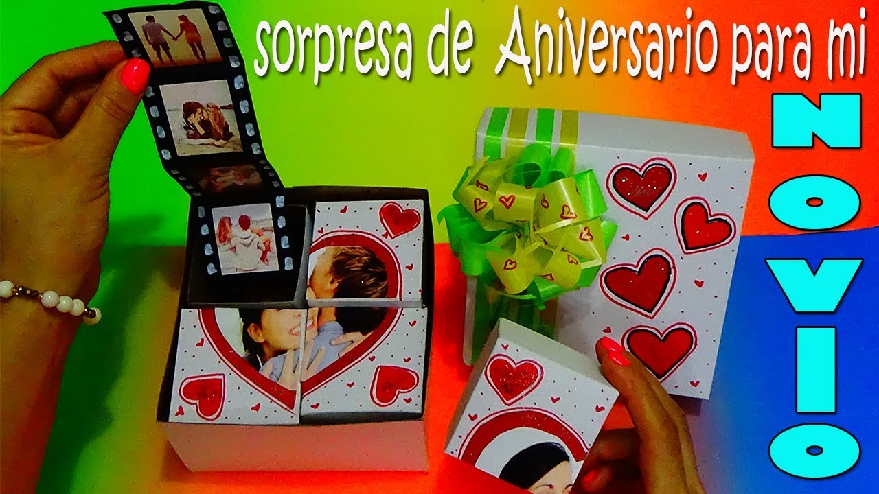 sorpresa de aniversario para mi novio anniversary