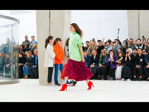 Celine   Spring Summer 2017 Full Fashion Show   Exclusive