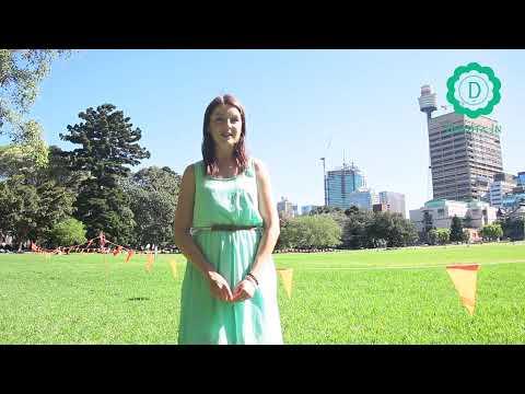 Sydney - centrum CBD - The City | DOROTA.iN