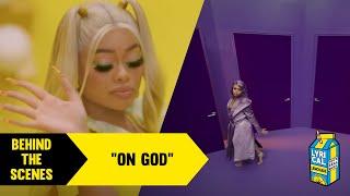 """BTS - Mulatto """"On God"""" Video Shoot"""
