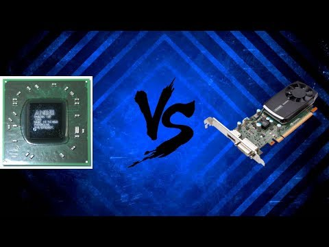 Gpu Wars: ATI Radeon HD 4250 Vs. Nvidia Quadro 400