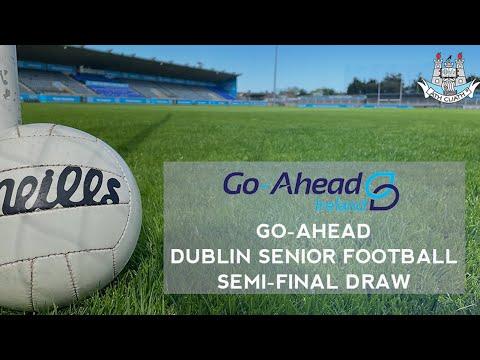 Go Ahead Ireland SFC Semi Final Draw
