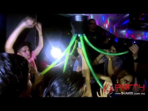 PartyShaker Grito Bar Culiacan Sinaloa 2015