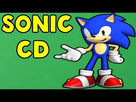 Легендарный Sonic CD