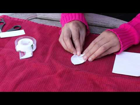 How to Make a Seed Envelope : Planting the Seed