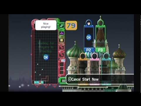 Tetris Party Deluxe (Wii) Multiplayer Madness
