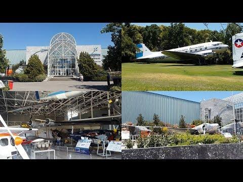 Visita al Museo del Aire y el Espacio de Santiago de Chile (Parte 1)