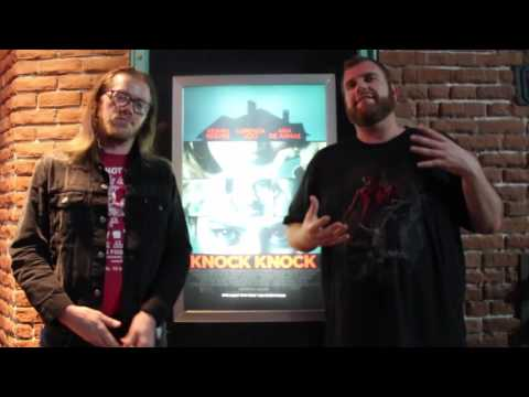 """""""Knock Knock"""" 2015 Horror/Thriller Movie Review RE-UPLOAD – The Horror Show"""