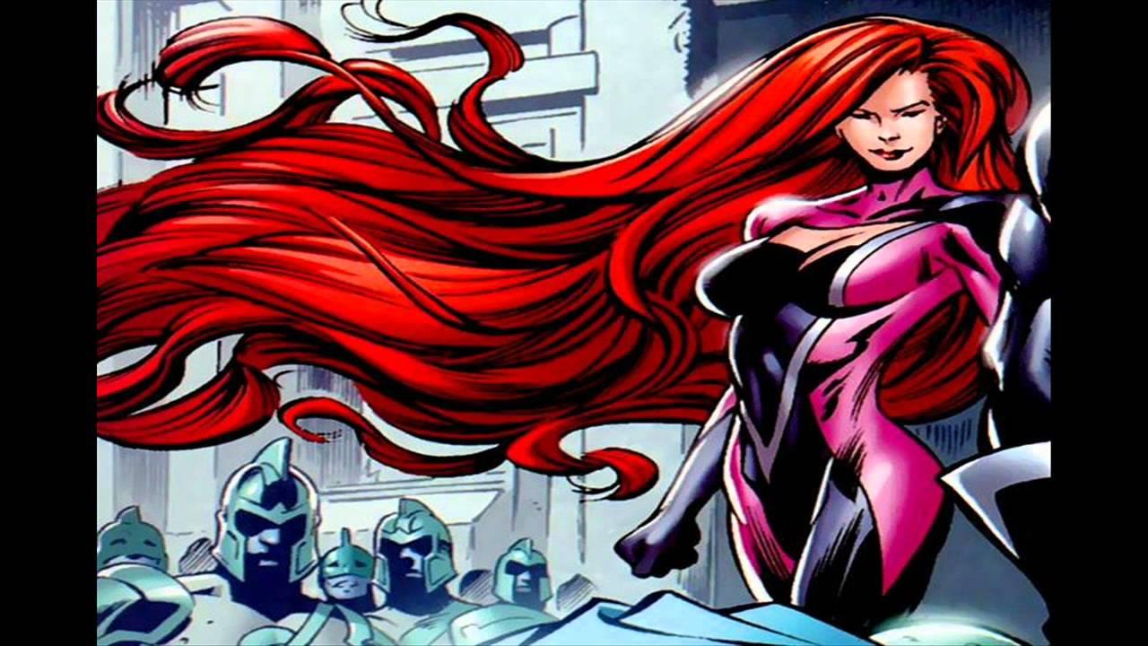 superhero supervillain hairstyles