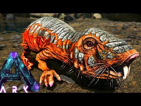 Ark Aberration - BREEDING STRONGEST CREATURE IN ABERRATION! THE ROLL RAT! (4) - Aberration Gameplay