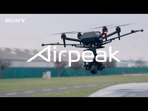 Shooting mit der Fotodrohne / Videodrohne Airpeak