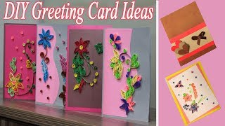 Easy Greeting Cards compilation by 3 minute crafts | How to make Diwali greeting card #diwali2017