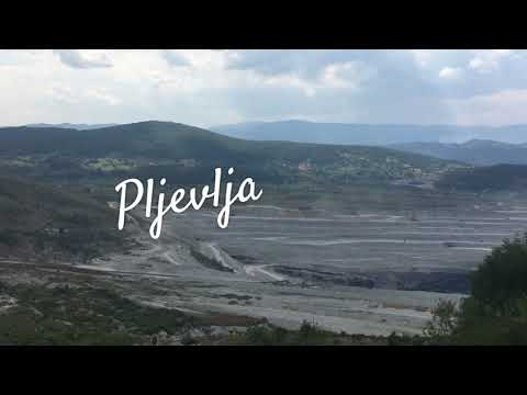 Rudnik Uglja - Pljevlja, Montenegro