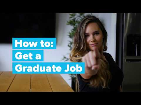 HOW TO: Get a Graduate Job (Digital Marketing)