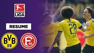 Résumé : Dortmund, un succès dingue et de l'espoir
