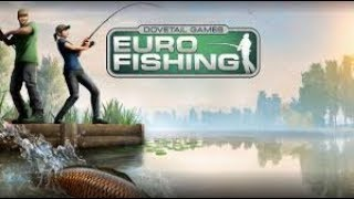 Euro Fishing lets go fishing