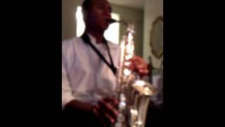 Thinking About You by Frank Ocean (Sax Cover)