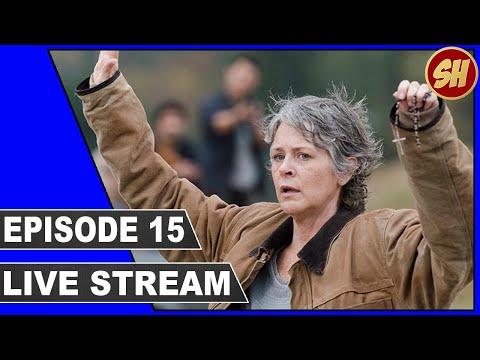 Live-Stream zu WALKING DEAD STAFFEL 6 FOLGE 15 | Podcast #9 | Serienheld