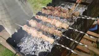 Готовим на огне (шашлык и рыба)