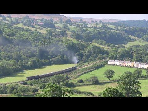 North York Moors Railway 12 July 2014