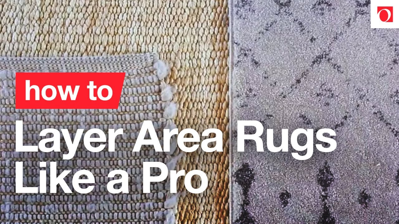 Wonderful How To Layer Rugs In 5 Easy Steps   Overstock.com Design Ideas
